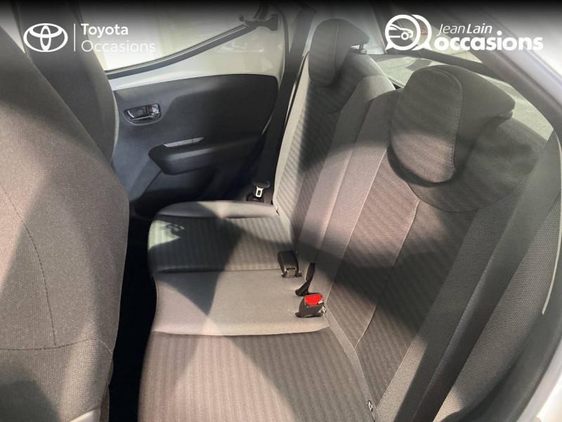 Toyota Aygo Aygo 1.0 VVT-i x-play 5p Blanc occasion à Seynod - photo n°17