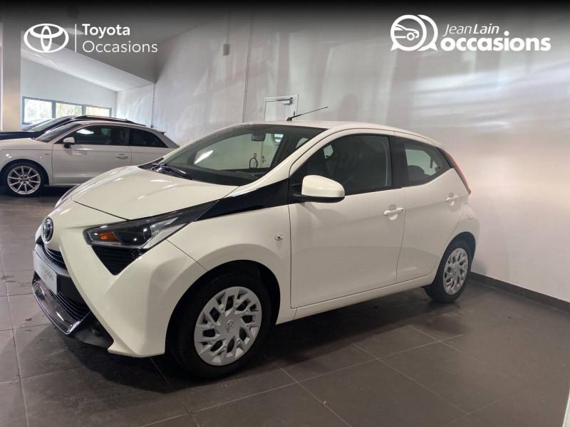 Toyota Aygo Aygo 1.0 VVT-i x-play 5p Blanc occasion à Seynod - photo n°8