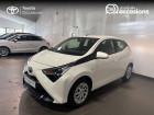 Toyota Aygo Aygo 1.0 VVT-i x-play 5p Blanc à Seynod 74