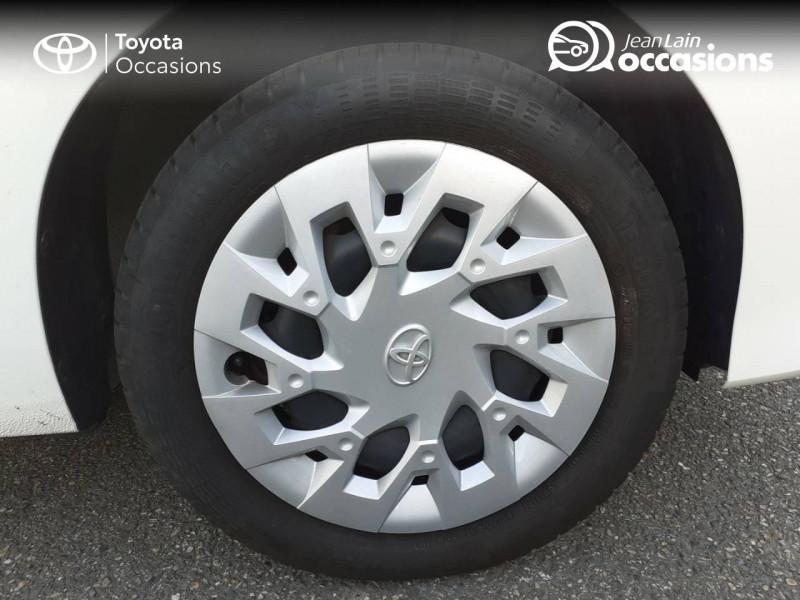Toyota Aygo Aygo 1.0 VVT-i x-play app 3p Blanc occasion à Tournon - photo n°9