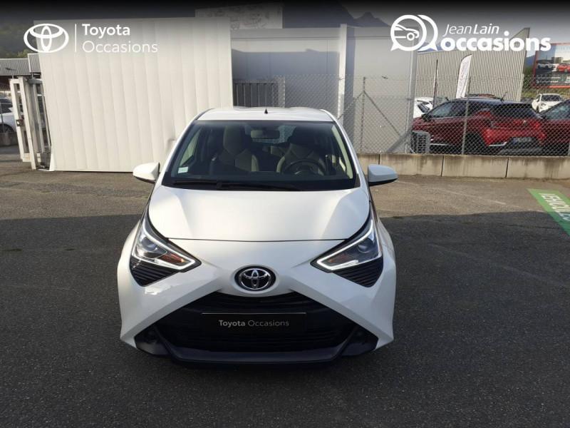 Toyota Aygo Aygo 1.0 VVT-i x-play app 3p Blanc occasion à Tournon - photo n°2