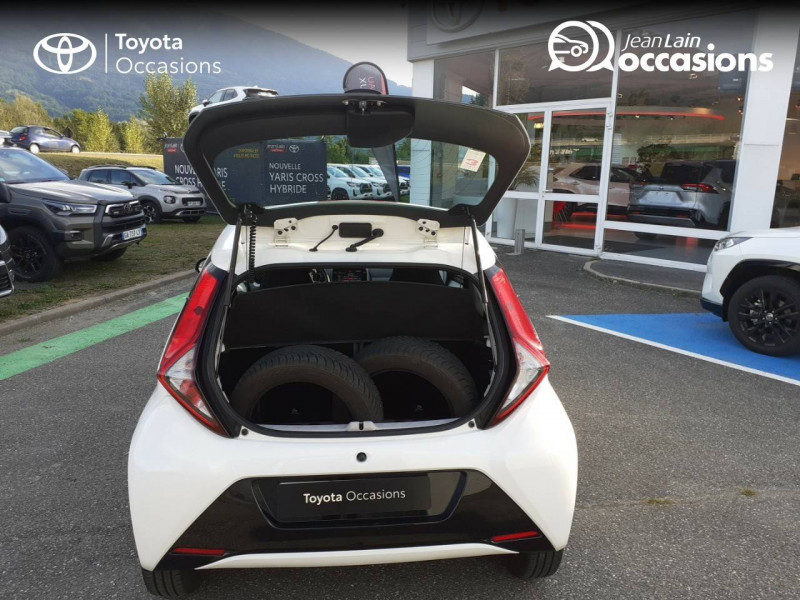 Toyota Aygo Aygo 1.0 VVT-i x-play app 3p Blanc occasion à Tournon - photo n°10