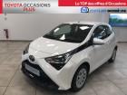 Toyota Aygo Aygo 1.0 VVT-i x-play x-app 3p Blanc à Seyssinet-Pariset 38