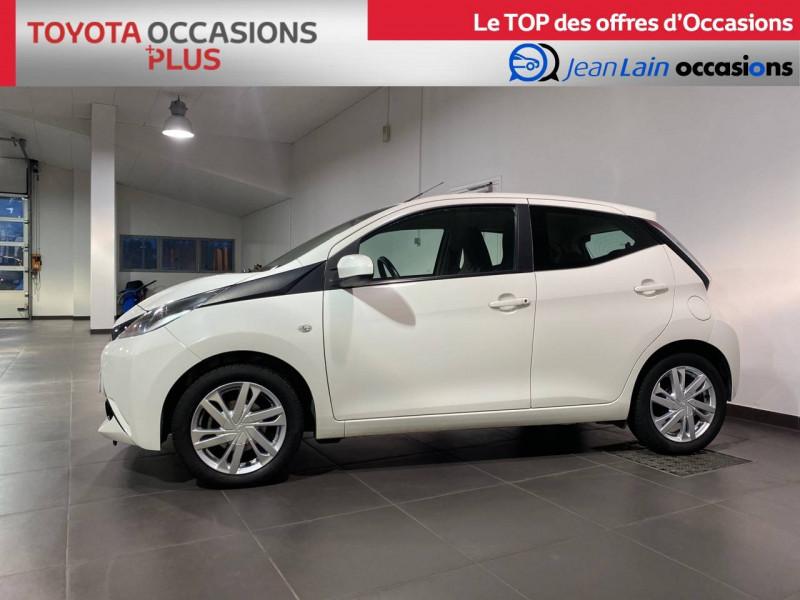 Toyota Aygo Aygo 1.0 x-play 5p Blanc occasion à Seynod - photo n°8
