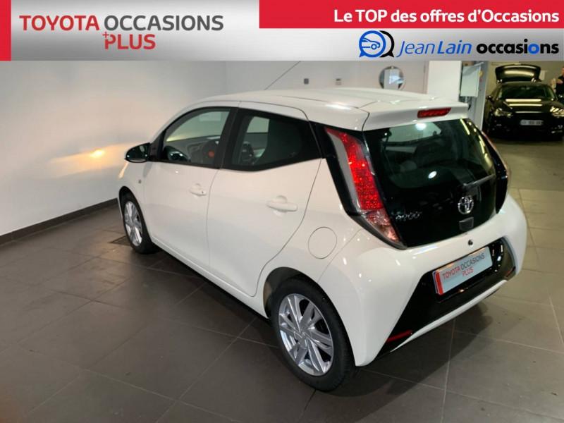 Toyota Aygo Aygo 1.0 x-play 5p Blanc occasion à Seynod - photo n°7