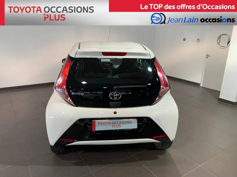 Toyota Aygo Aygo 1.0 x-play 5p Blanc occasion à Seynod - photo n°6