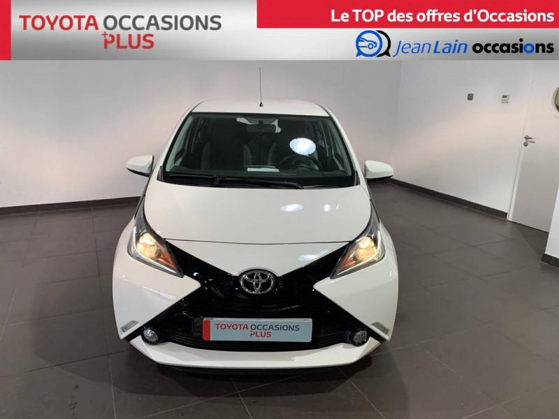 Toyota Aygo Aygo 1.0 x-play 5p Blanc occasion à Seynod - photo n°2