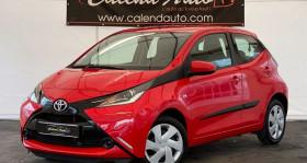 Toyota Aygo occasion à VILLE LA GRAND