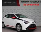 Toyota Aygo MC18 1.0 VVT-i x-play Blanc à Toulouse 31