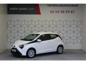 Toyota Aygo occasion à Montauban