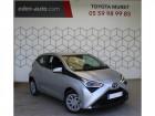 Toyota Aygo MC18 1.0 VVT-i x-play Gris 2018 - annonce de voiture en vente sur Auto Sélection.com