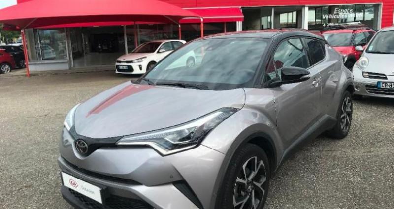 Toyota C-HR 1.2 T 116 Graphic AWD CVT Gris occasion à LA RAVOIRE