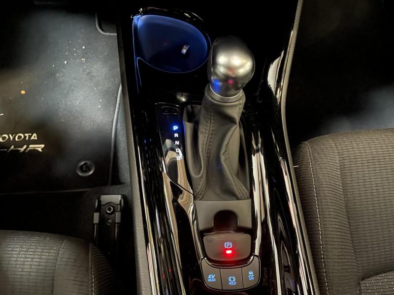 Toyota C-HR 1.8 Hybrid 122 H CVT  Dynamic Business Gris occasion à Lormont - photo n°12