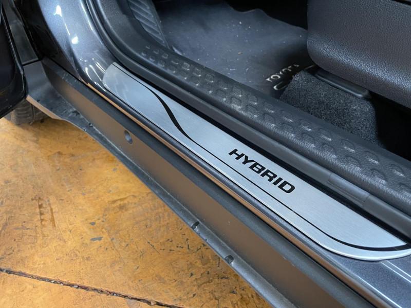 Toyota C-HR 1.8 Hybrid 122 H CVT  Dynamic Business Gris occasion à Lormont - photo n°16