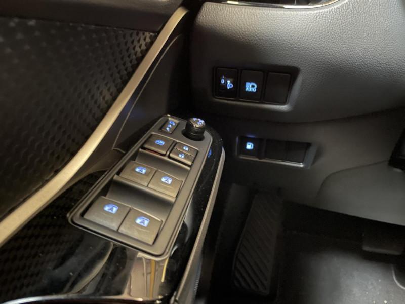 Toyota C-HR 1.8 Hybrid 122 H CVT  Dynamic Business Gris occasion à Lormont - photo n°13