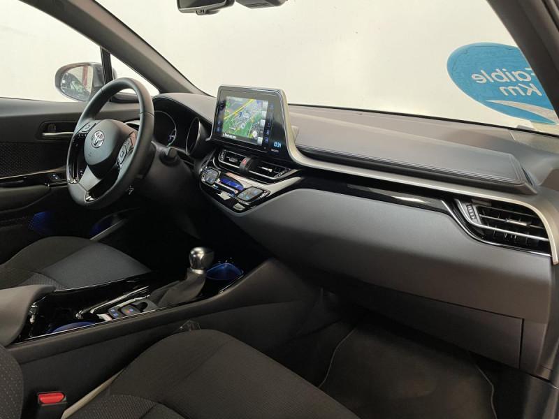 Toyota C-HR 1.8 Hybrid 122 H CVT  Dynamic Business Gris occasion à Lormont - photo n°5