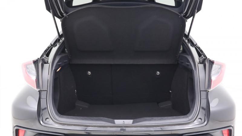 Toyota C-HR 1.8 Hybrid 122ch Automatique/ Distinctive Noir occasion à SAINT-GREGOIRE - photo n°13