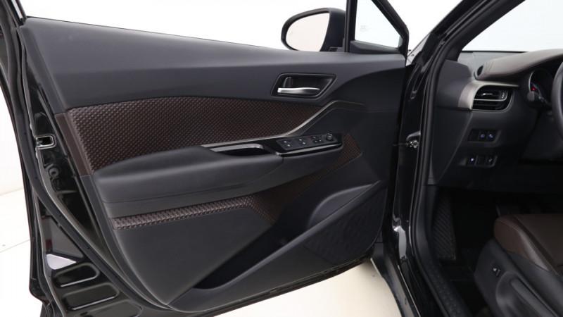 Toyota C-HR 1.8 Hybrid 122ch Automatique/ Distinctive Noir occasion à SAINT-GREGOIRE - photo n°20