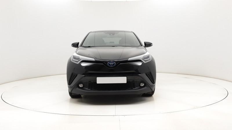 Toyota C-HR 1.8 Hybrid 122ch Automatique/ Distinctive Noir occasion à SAINT-GREGOIRE - photo n°11