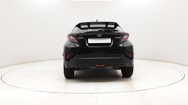 Toyota C-HR 1.8 Hybrid 122ch Automatique/ Distinctive Noir occasion à SAINT-GREGOIRE - photo n°5