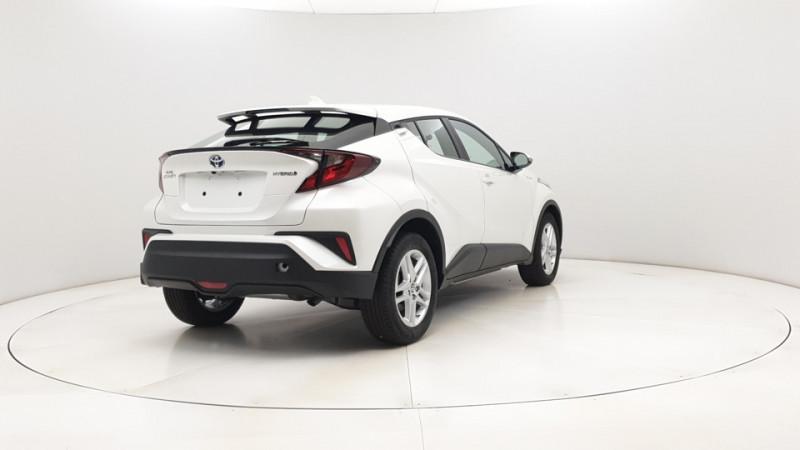 Toyota C-HR 1.8 Hybrid 122ch Automatique/ Edition  occasion à SAINT-GREGOIRE - photo n°6