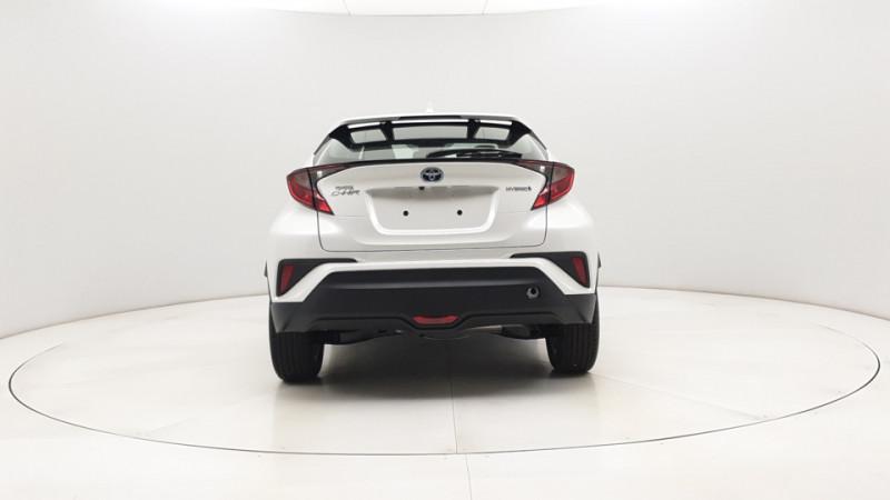 Toyota C-HR 1.8 Hybrid 122ch Automatique/ Edition  occasion à SAINT-GREGOIRE - photo n°5