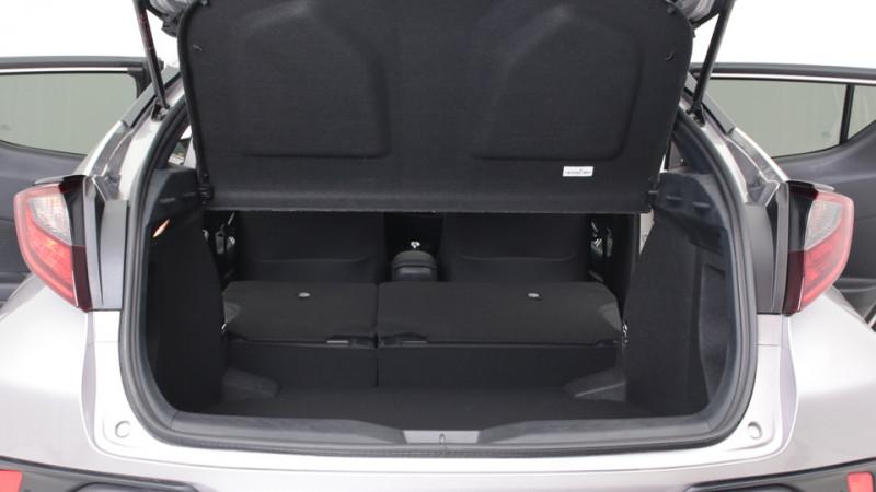 Toyota C-HR 1.8 Hybrid 122ch Automatique/ Edition  occasion à SAINT-GREGOIRE - photo n°14