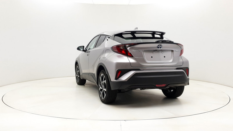 Toyota C-HR 1.8 Hybrid 122ch Automatique/ Edition  occasion à SAINT-GREGOIRE - photo n°4