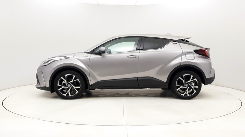 Toyota C-HR 1.8 Hybrid 122ch Automatique/ Edition  occasion à SAINT-GREGOIRE - photo n°2