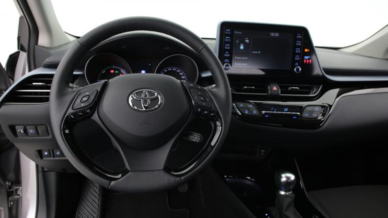 Toyota C-HR 1.8 Hybrid 122ch Automatique/ Edition  occasion à SAINT-GREGOIRE - photo n°12