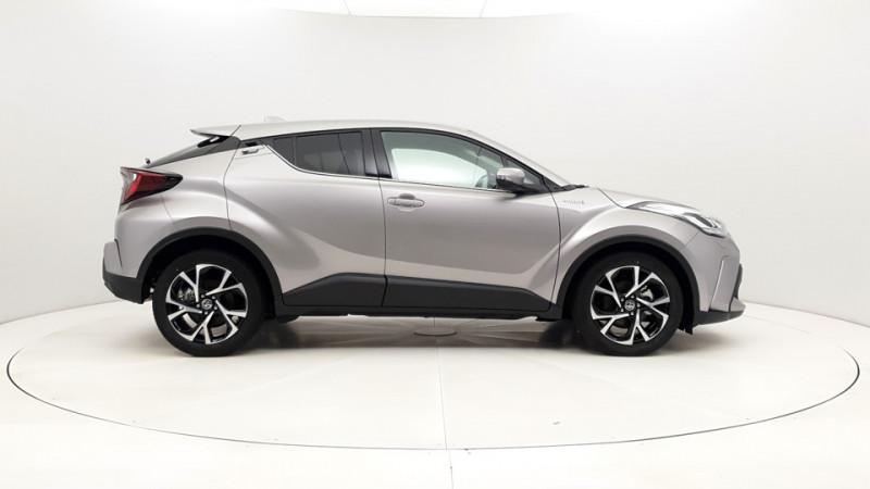 Toyota C-HR 1.8 Hybrid 122ch Automatique/ Edition  occasion à SAINT-GREGOIRE - photo n°8
