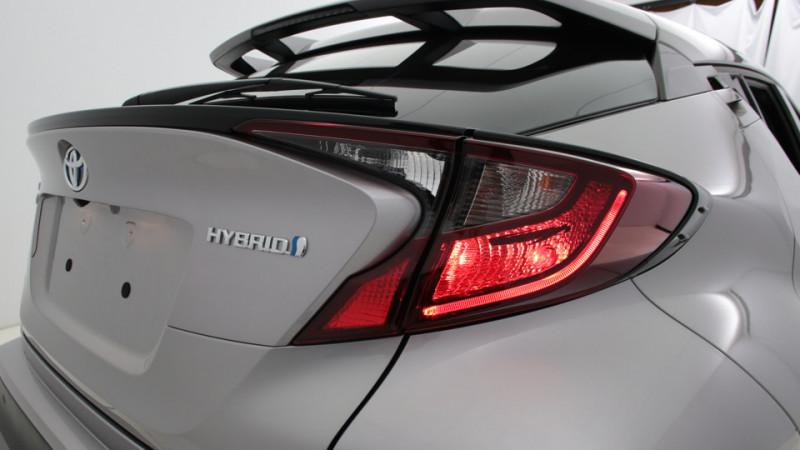 Toyota C-HR 1.8 Hybrid 122ch Automatique/ Edition  occasion à SAINT-GREGOIRE - photo n°17