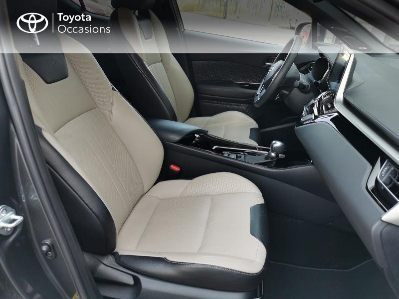 Toyota C-HR 122h Collection 2WD E-CVT RC18 Gris occasion à Magny-les-Hameaux - photo n°6
