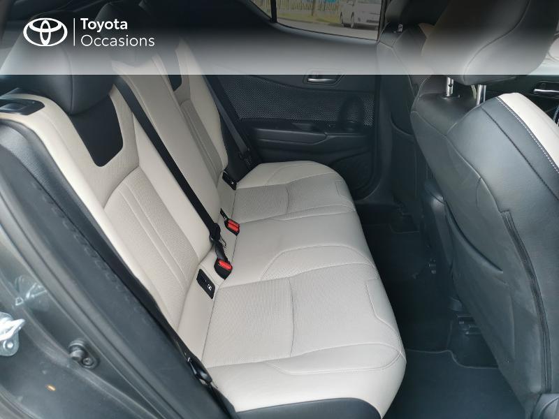Toyota C-HR 122h Collection 2WD E-CVT RC18 Gris occasion à Magny-les-Hameaux - photo n°7