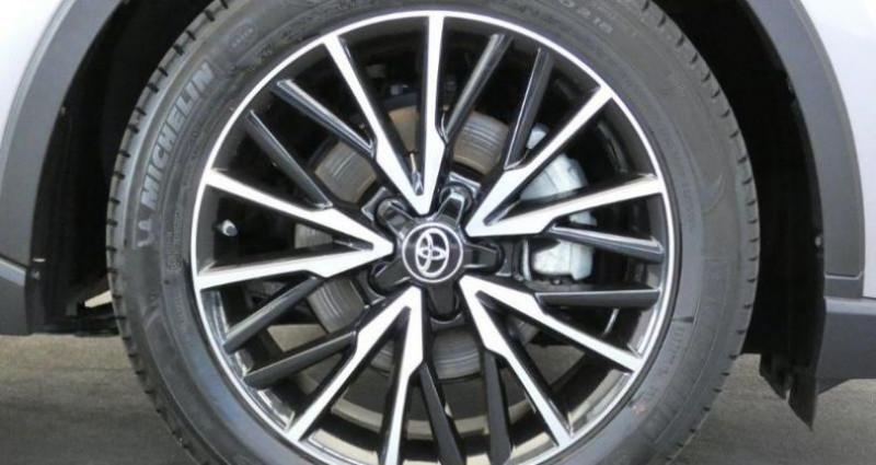 Toyota C-HR 122h Distinctive 2WD E-CVT MC19 Gris occasion à Mouilleron Le Captif - photo n°7