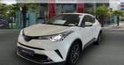 Toyota C-HR 122h Distinctive 2WD E-CVT RC18 Blanc 2018 - annonce de voiture en vente sur Auto Sélection.com