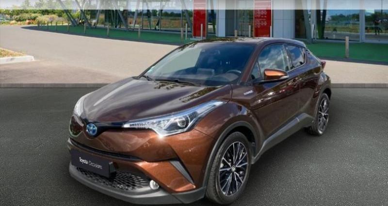 Toyota C-HR 122h Distinctive 2WD E-CVT Bronze occasion à Tours