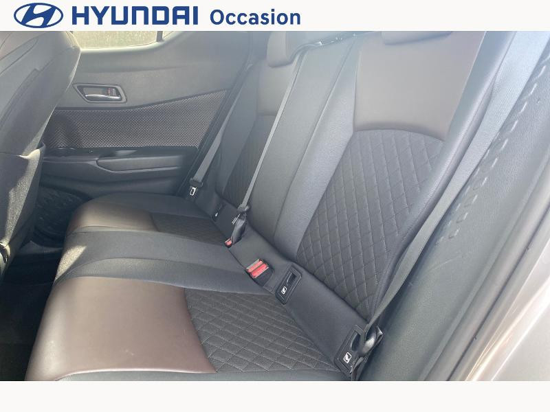 Toyota C-HR 122h Distinctive 2WD E-CVT Gris occasion à CASTRES - photo n°10