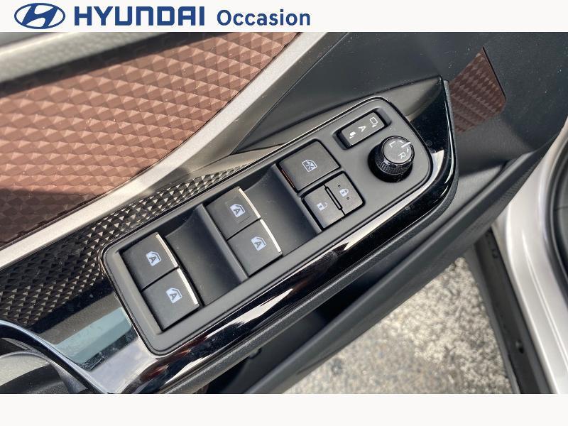 Toyota C-HR 122h Distinctive 2WD E-CVT Gris occasion à CASTRES - photo n°12