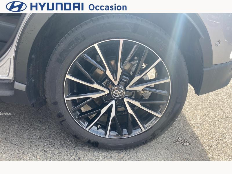 Toyota C-HR 122h Distinctive 2WD E-CVT Gris occasion à CASTRES - photo n°11