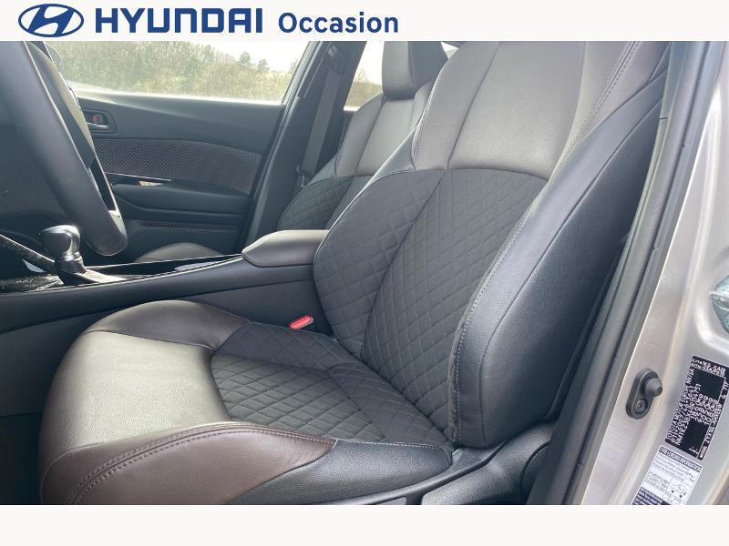 Toyota C-HR 122h Distinctive 2WD E-CVT Gris occasion à CASTRES - photo n°9