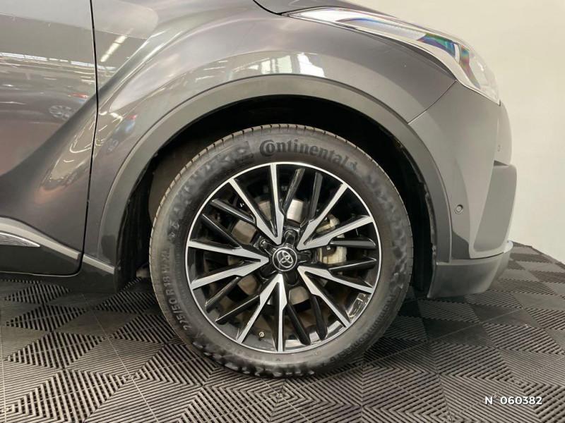 Toyota C-HR 122h Distinctive 2WD E-CVT Gris occasion à Rivery - photo n°9