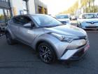 Toyota C-HR 122h Distinctive Gris 2017 - annonce de voiture en vente sur Auto Sélection.com
