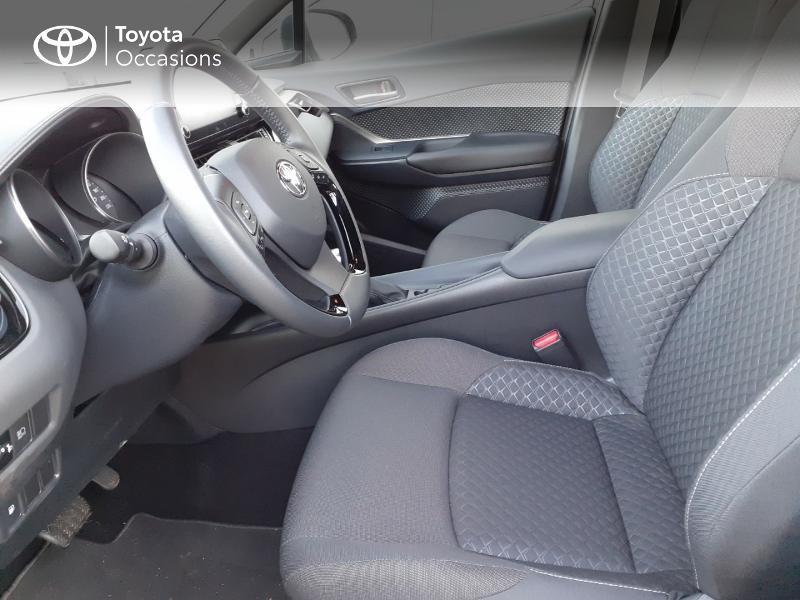 Toyota C-HR 122h Dynamic 2WD E-CVT MC19 Gris occasion à NOYAL PONTIVY - photo n°6