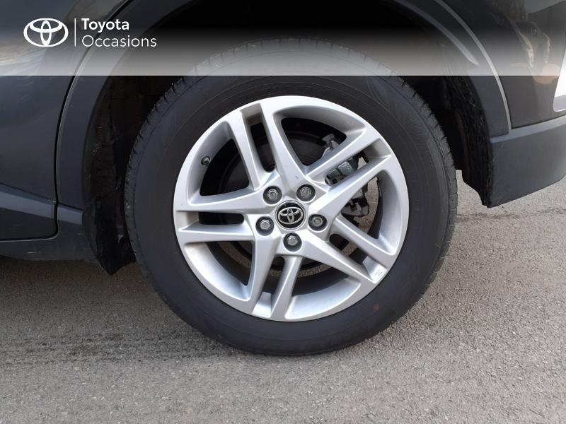 Toyota C-HR 122h Dynamic 2WD E-CVT MC19 Gris occasion à NOYAL PONTIVY - photo n°14