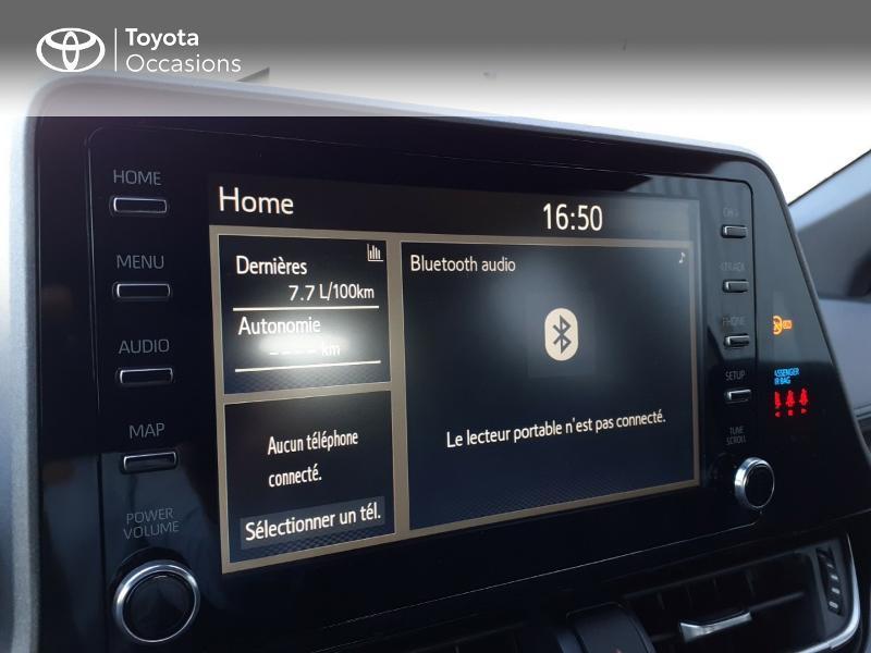 Toyota C-HR 122h Dynamic 2WD E-CVT MC19 Gris occasion à NOYAL PONTIVY - photo n°9