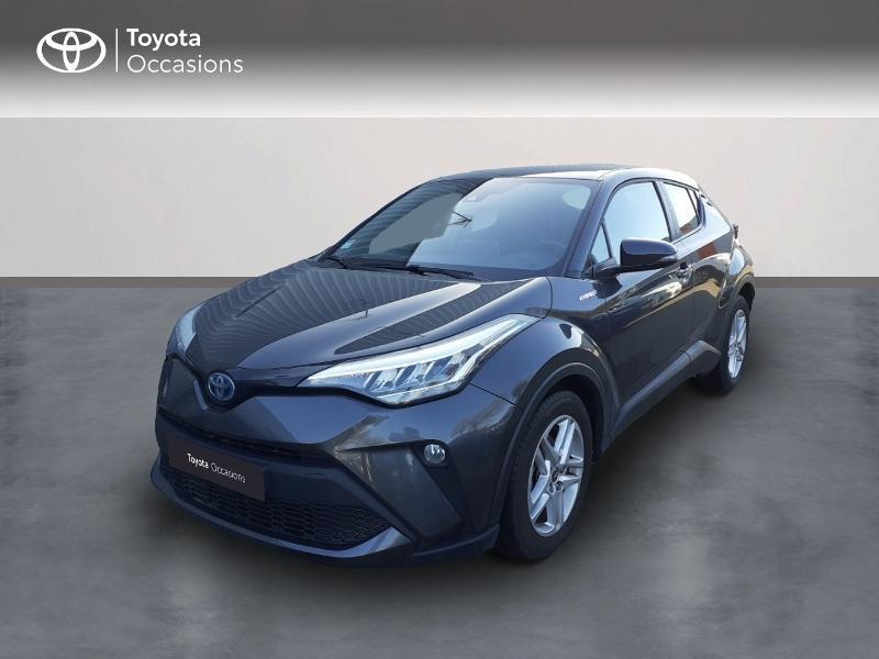 Toyota C-HR 122h Dynamic 2WD E-CVT MC19 Gris occasion à NOYAL PONTIVY