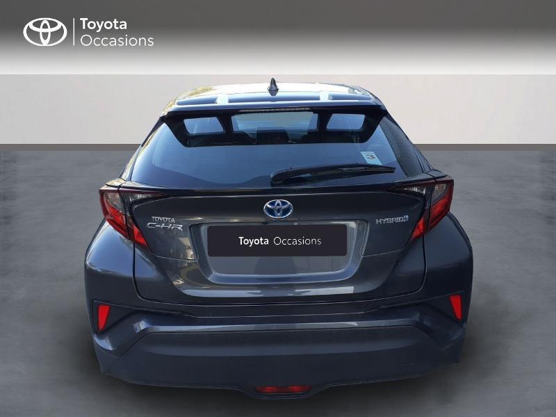 Toyota C-HR 122h Dynamic 2WD E-CVT MC19 Gris occasion à NOYAL PONTIVY - photo n°4