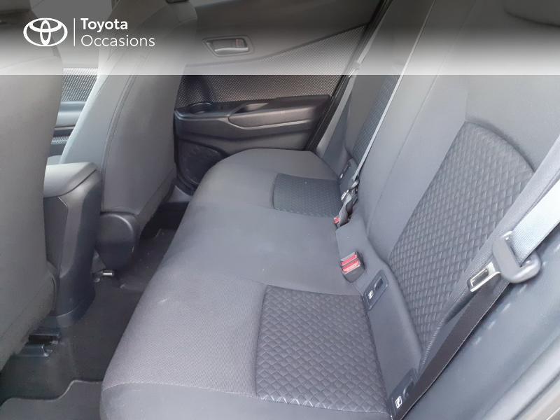 Toyota C-HR 122h Dynamic 2WD E-CVT MC19 Gris occasion à NOYAL PONTIVY - photo n°5