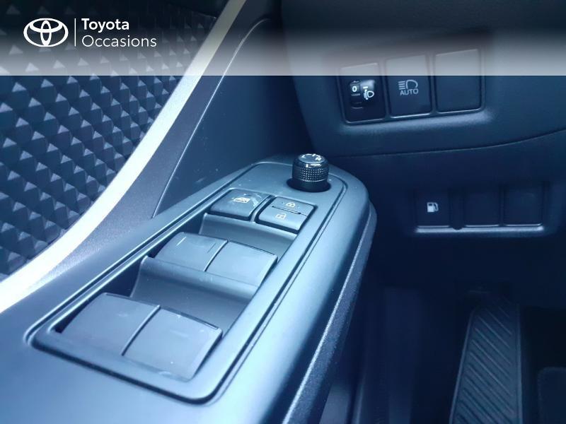 Toyota C-HR 122h Dynamic 2WD E-CVT MC19 Gris occasion à NOYAL PONTIVY - photo n°13
